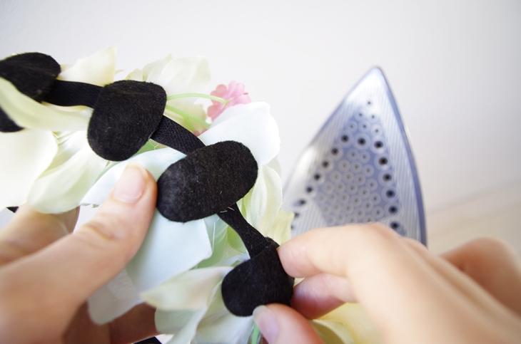 {DIY} Des broches en fleur pour mes copines 12