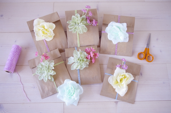 {DIY} Des broches en fleur pour mes copines 18