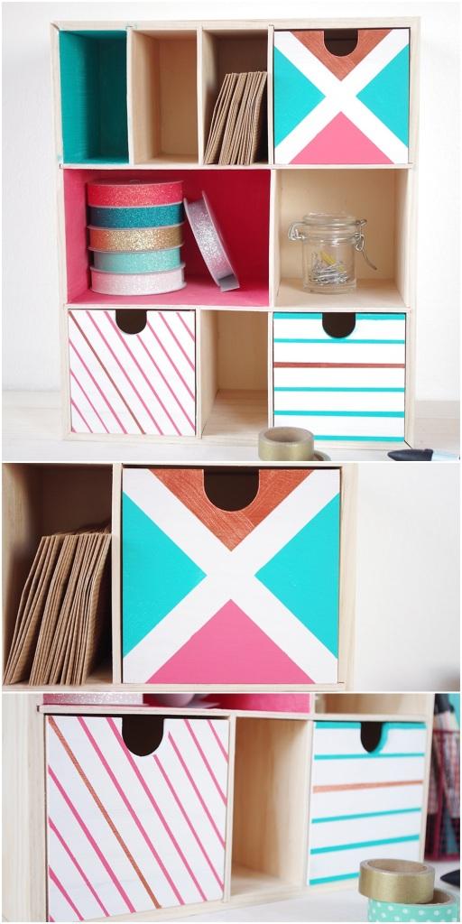 {Home Made} Mon casier de rangement0102