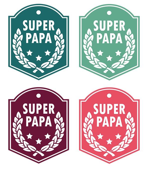 Free printable Super Papa Atelier Fête Unique