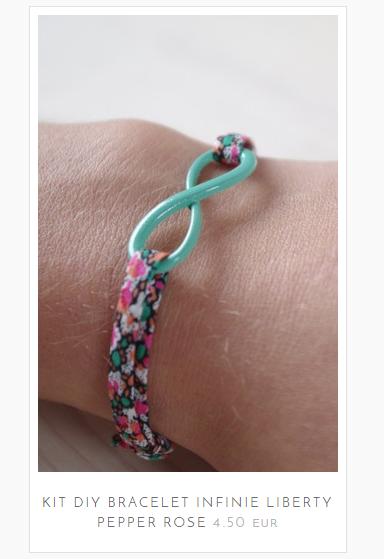 Kit DIY bracelet